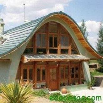 Imagen de Bioconstruir o Como Deberían ser Nuestras Casas