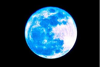Imagen de Luna Azul