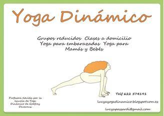 Imagen de Yoga Dinámico