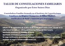Imagen de FACILITADORA DE CONSTELACIONES FAMILIARES, REIKI Y SANACIÓN POR ARQUETIPOS