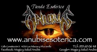 Imagen de Magia y Salud Anubis, S.L.U.