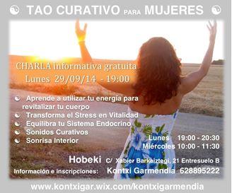 Imagen de Fisioterapia Terapia Craneosacral Tao para Mujeres