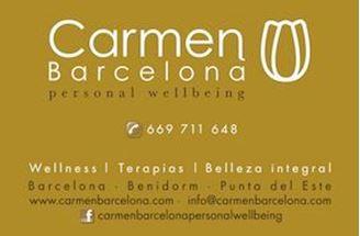 Imagen de CARMEN Barcelona Personal Wellbeing