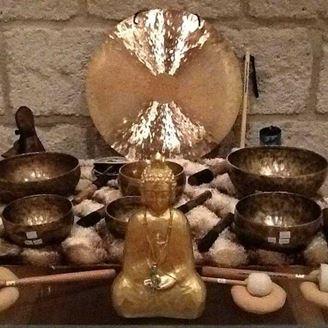 Imagen de Terapeuta de Cuencos Tibetanos