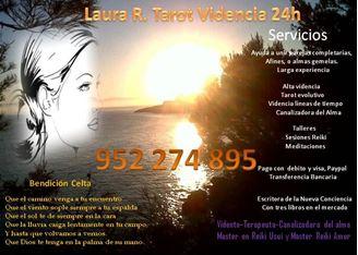 Imagen de Laura Tarot Videncia y Terapias Alternativas