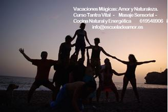 Imagen de Escuela de Amor. Tantra Vital