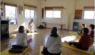 Imagen de Plataforma Om-Seny / Beneficios de la Meditación con David Martín