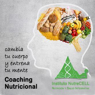 Imagen de Coaching Nutricional: cambia tu cuerpo y entrena tu mente