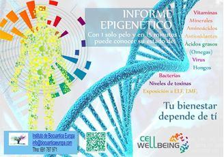 Imagen de EPIGENETICA. LA IMPORTANCIA DEL ESTILO DE VIDA