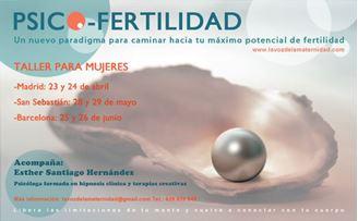 Imagen de Psico-Fertilidad, camina hacia tu máximo potencial de Fertilidad