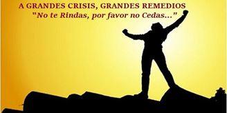 Imagen de A Gandes Crisis, Grandes Remedios