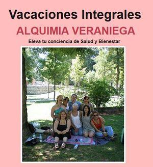 Imagen de ALQUIMIA VERANIEGA - Eleva tu Conciencia de Salud y Bienestar