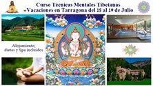 Imagen de CURSO TECNICAS MENTALES TIBETANAS + VACACIONES