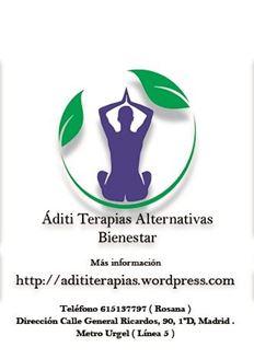 Imagen de Áditi  terapias alternativas