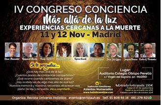 Imagen de CONGRESO CONCIENCIA - MAS ALLÁ DE LA LUZ