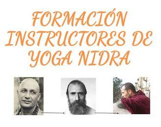 Imagen de FORMACIÓN DE INSTRUCTORES DE YOGA NIDRA