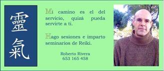 Imagen de ROBERTO RIVERA TERAPIA NATURAL