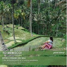 "Imagen de RETIRO DE VERANO EN BALI ""YO MEREZCO"""