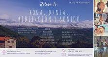 Imagen de RETIRO de YOGA, DANZA, MEDITACIÓN y SONIDO