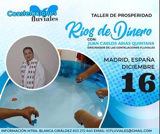 Imagen de RIOS DE DINERO - TALLER DE PROSPERIDAD