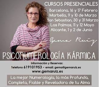 Imagen de CURSO PSICONUMEROLOGIA KARMICA EN SAN SEBASTIAN