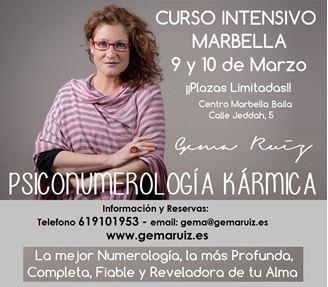 Imagen de CURSO PSICONUMEROLOGIA KARMICA EN MARBELLA
