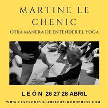 Imagen de CURSO DE YOGA MARTINE LE CHENIC
