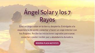 Imagen de Ángel Solar y los 7 Rayos