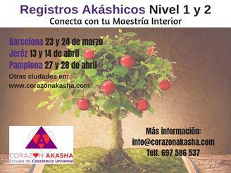 Imagen de FORMACIÓN DE REGISTROS AKÁSHICOS