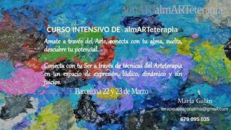 Imagen de CURSO INTENSIVO DE almARTeterapia en Barcelona