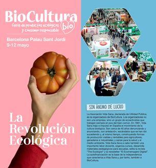 Imagen de BIOCULTURA EN BARCELONA 2019