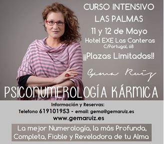 Imagen de CURSO PSICONUMEROLOGIA KARMICA EN LAS PALMAS