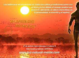 Imagen de CURSO INICIÁTICO DE FOSFENISMO -BALANCEOS-