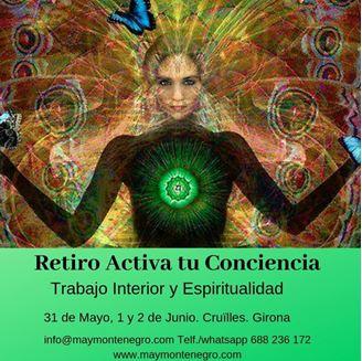 Imagen de RETIRO ACTIVA TU CONCIENCIA