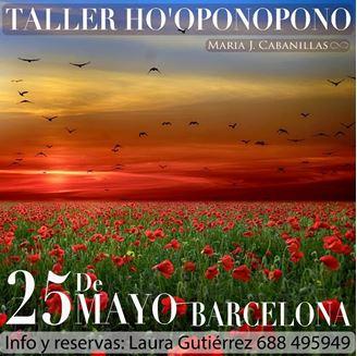 Imagen de TALLER DE HO'OPONOPONO BARCELONA
