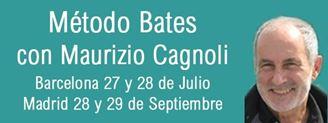 Imagen de Método Bates en Barcelona con Maurizio Cagnoli