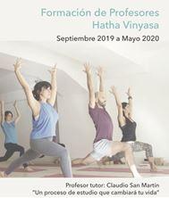Imagen de Formación de Profesores de Hatha Vinyasa Yoga
