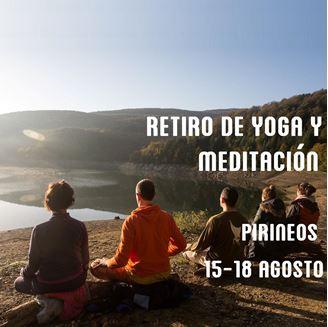 Imagen de RETIRO DE YOGA Y MEDITACIÓN EN LOS PIRINEOS