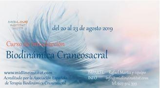Imagen de BIODINÁMICA CRANEOSACRAL Curso de Introduccion