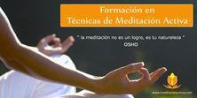Imagen de FORMACIÓN EN TÉCNICAS DE MEDITACIÓN ACTIVA