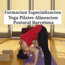 Imagen de Curso Intensivo de ESPECIALIZACIÓN en YOGA-PILATES ALINEACIÓN-POSTURAL en Barcelona