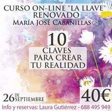 Imagen de CURSO LA LLAVE 10 ENSEÑANZAS PARA CAMBIAR TU REALIDAD