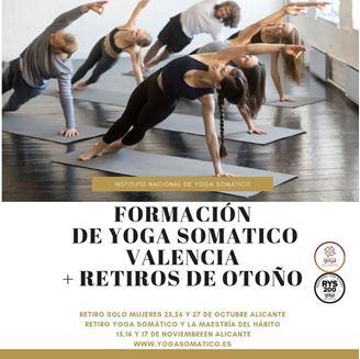 Imagen de FORMACIÓN DE YOGA SOMÁTICO