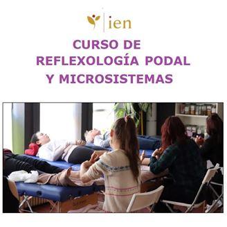 Imagen de CURSO REFLEXOLOGÍA PODAL Y MICROSISTEMAS