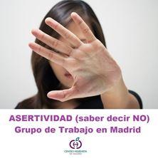 Imagen de ASERTIVIDAD SABER DECIR NO