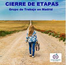 Imagen de CIERRE DE ETAPAS Grupo de Trabajo en Madrid