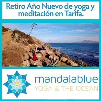 Imagen de Retiro Año Nuevo de yoga y meditación en Tarifa