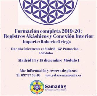 Imagen de Formación completa de los cursos de Registros Akáshicos