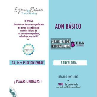 Imagen de Curso ADN Basico de THETAHEALING en Barcelona