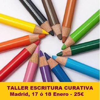 Imagen de TALLER ESCRITURA CURATIVA